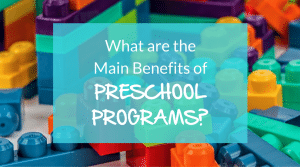 benefits of preschool programs