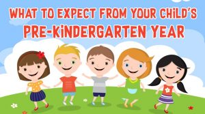 What to Expect From Your Child's Pre-Kindergarten Year