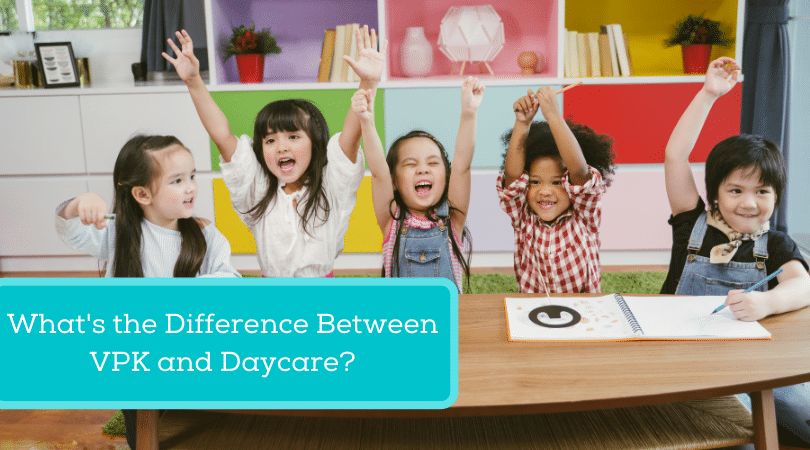 What's the Difference Between VPK and Daycare_
